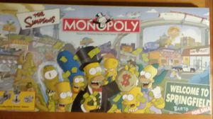 The Simpson's Monopoly 2001 for Sale in Louin, MS