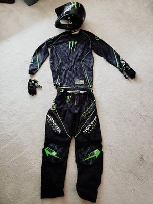 Monster Riding Gear for Sale in Spanaway, WA