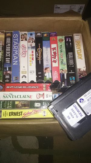 VHS Movies for Sale in Fitzgerald, GA