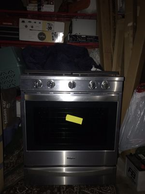 Whirlpool Stove with Microwave for Sale in Hawthorne, CA