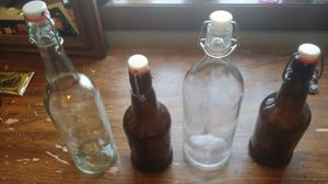 antique bottles for Sale in Winthrop, MA