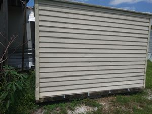 10 x 10 metal shed for Sale in Alafaya, FL