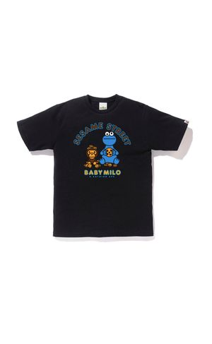 Bape x Sesame Street Baby Milo & Cookie Monster for Sale in Miami, FL