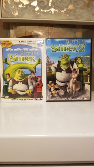 SHREK [PART 1 & 2] for Sale in Chicago, IL