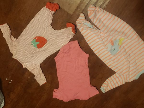 Baby girl 3 month lot ❤ 4 pieces