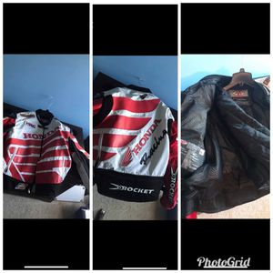 Motorcycle riding jacket for Sale in Murfreesboro, TN