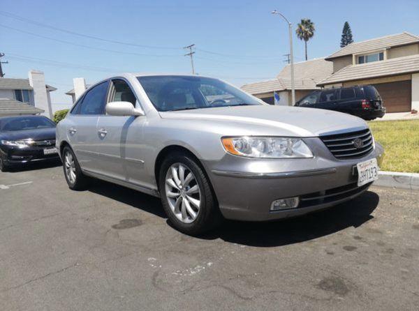 Hyundai Azera Limited- 2007