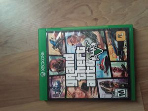 GRAND THEFT AUTO 5 XBOX ONE for Sale in Houston, TX