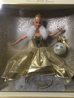 Special Edition Celebration Barbie 2000 for Sale in Los Angeles,  CA