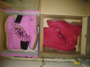 Size 9 mens timberlands for Sale in Pittsburgh, PA