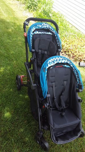 Double stroller for Sale in Round Lake Park, IL