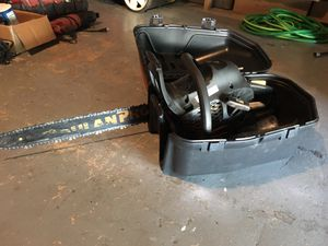 Chainsaw for Sale in Tampa, FL
