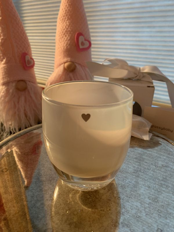 Sweet times glassybaby Votive Holder