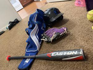 Baseball/softball equipment for Sale in Fontana, CA