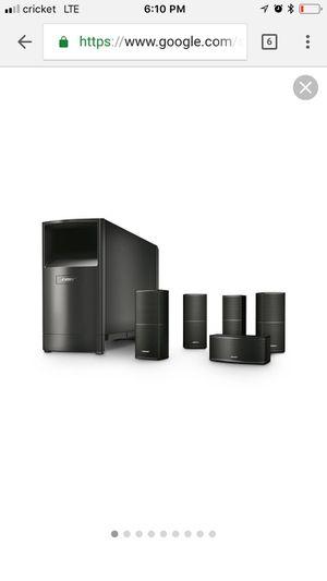 Bose acoustimass 10 series V for Sale in Denver, CO