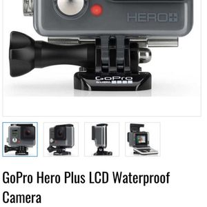 GoPro Hero Plus LCD Waterproof Camera !!! for Sale in Sacramento, CA