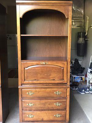 Thomasville Bookcase/Dresser/Desk for Sale in Sammamish, WA
