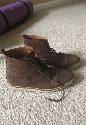 Size 11 1/2 M boots for Sale in Cleveland, OH