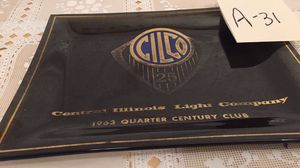 CILCO Central Illinois Light Company 1963 Quarter Century Club A31 for Sale in Peoria, IL
