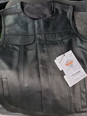 Motorcycle club vest for Sale in Olney, MD