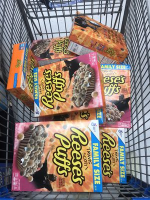 Travis scott Reese Puffs for Sale in Niles, IL