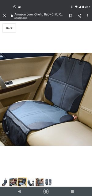 Ohuhu car seat protectors for Sale in Clearwater, FL