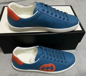Gucci Ace sneakers (Baby blue) for Sale in Dallas, TX