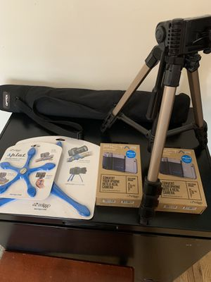 Mobile Camera Camera stand for Sale in Queens, NY