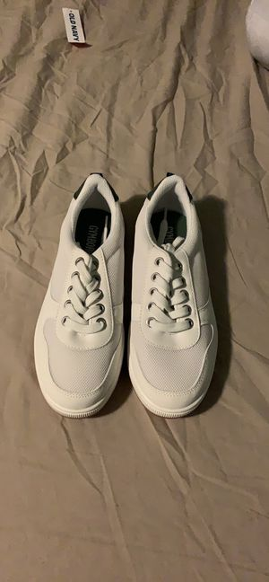 Boys White Sneakers for Sale in Monterey Park, CA