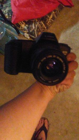 Canon rod rebel x camera for Sale in House Springs, MO