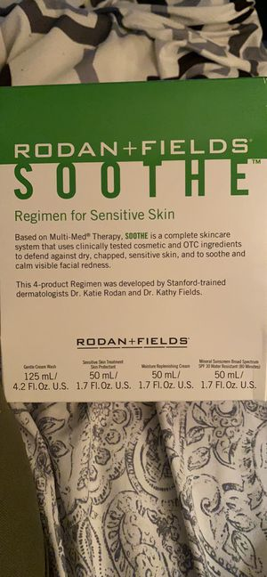 Rodan + Fields Soothe Regimen for Sale in Irvine, CA
