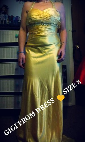 BEAUTIFUL *NEW* DESIGNER GIGI PROM DRESS! for Sale in West Valley City, UT