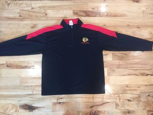 Atlanta Black Hawks ZIP Up Fleece sz: XL for Sale in Watertown, TN