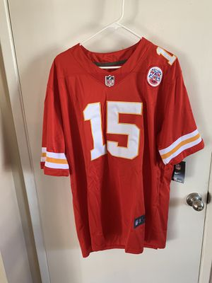 Patrick mahomes red #15 Kansas chiefs jersey for Sale in Los Angeles, CA