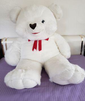 Giant White Teddy Bear for Sale in Plantation, FL