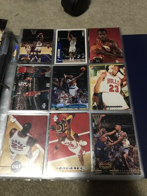 Sports cards collection 2 sets $20 each for Sale in Elburn, IL
