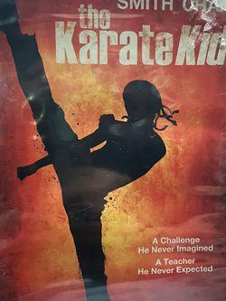 Karate Kid DVD $ 15 for Sale in Fresno,  CA