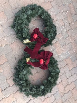 Wreath - Christmas ( two available) for Sale in Phoenix, AZ