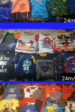 Toddler Boy Summer Lots for Sale in Colorado Springs,  CO