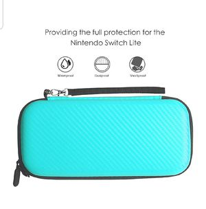 Carrying Case for Nintendo Switch Lite, [Portable Version] Ultra-Thin Travel Carry Case with 10 Card Slot and 1 Screen Protector for Sale in Paramount, CA