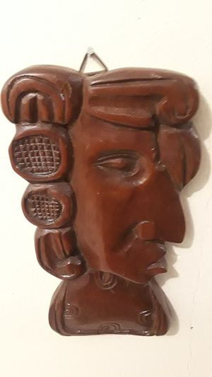 Gorgeous carved wood home decor. Made in Honduras. for Sale in New York, NY
