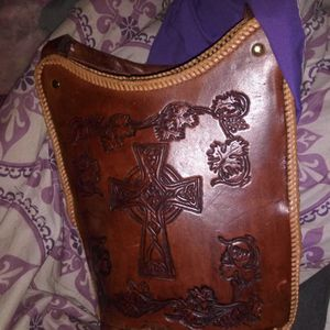 Mexico Leather Bag for Sale in Merced, CA