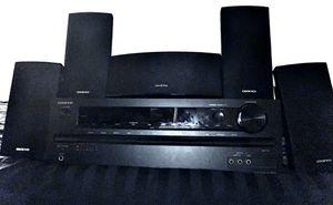 ONKYO home surround sound system. for Sale in Irvine, CA