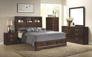Brand new complete queen bedroom set on sale!! for Sale in Pontiac, IL