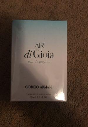 Giorgio Armani - Air Di Gioia Perfume for Sale in Kensington, MD
