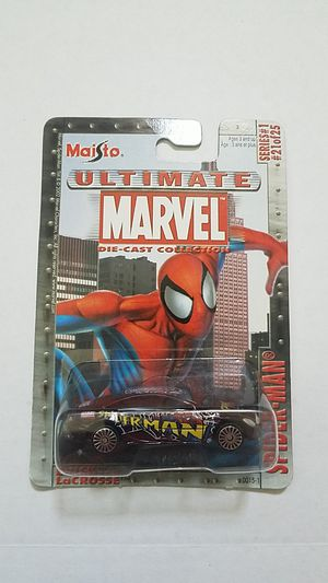Maisto Ultimate Marvel SPIDERMAN series 1 #21 for Sale in Kissimmee, FL