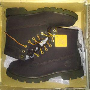 Mens Custom Black Timberland Boots (Brand New) for Sale in Jacksonville, FL