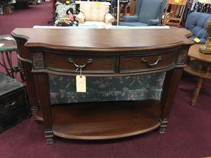Sofa table for Sale in Big Rapids, MI