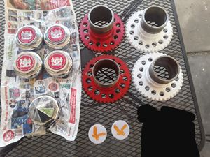 Wire wheel adapters and knockers for Sale in Fresno, CA