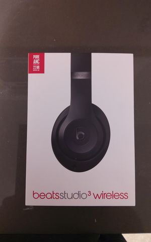 Beats Studio 3 Wireless Headphones for Sale in Oakland, CA